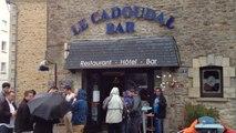 France-Allemagne, ambiance dans les bars