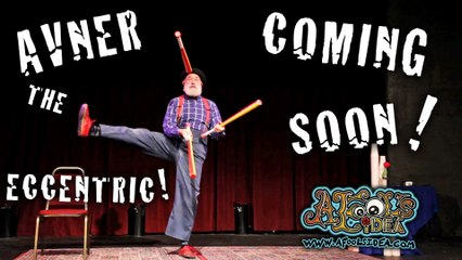 """(TEASER) """"I Was Born Hungry & I'll Die Hungry..."""" - A FOOL'S IDEA - PRESENTS: Avner The Eccentric"""