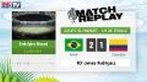 Brésil - Colombie : Le Match Replay avec le son RMC Sport ! 04/07