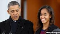 Malia Obama Turns Sweet 16