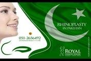 Rhinoplasty in Pakistan | Rhinoplasty in Islamabad | Rhinoplasty in Lahore