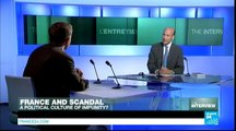 THE INTERVIEW - Historian Jean Garrigues: 'French people are used to scandals'