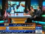 Maulana Ne Sharab Pi Hui hai, Maula Nashe Mein Hain:- Samina Khawar Hayat Blasts Maulana Tahir Ashrafi