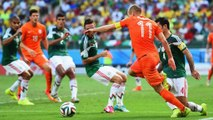 Quarts - Robben, le cauchemar du Costa Rica ?