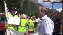 Alpes-du-Sud : La visite de Ségolène Royal en images