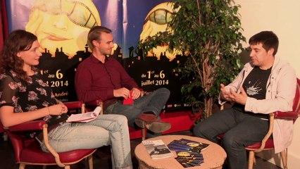 """Interview de Daniel Metge, réalisateur de """"Poussières"""""""