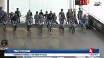 Finale ELITE DAME Championnat de France BMX 2014 Saint-Quentin-En-Yvelines