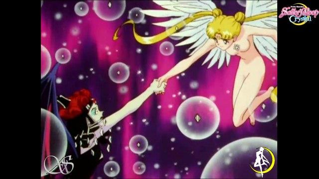 Sailor Moon Sailor Stars:Petali di stelle per Sailor Moon