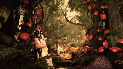 Pre-Alpha Gameplay Trailer de Woolfe : The Red Hood Diaries