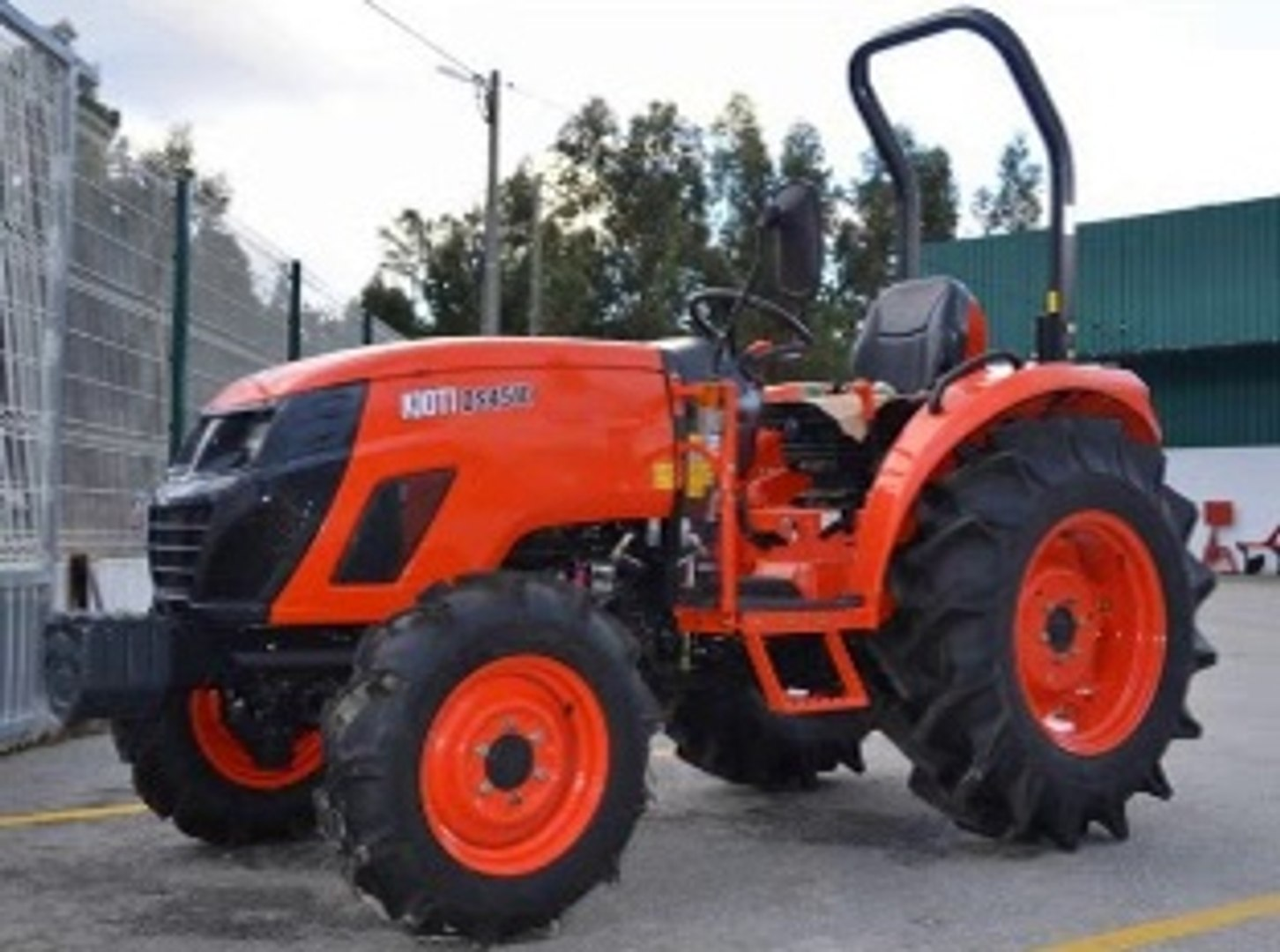 Kioti Daedong DS4110 DS4510 Tractor Service Parts Catalogue Manual on kioti lk3504, kioti ds4510, kioti dk45, kioti dk55, kioti ck35, kioti ck30, kioti dk40se, kioti ck20,