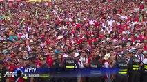 Mondial 2014 - Des supporteurs poignardés à San José