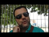 Napoli - La protesta dei genitori contro mancato finanziamento delle colonie estive -2- (04.07.14)