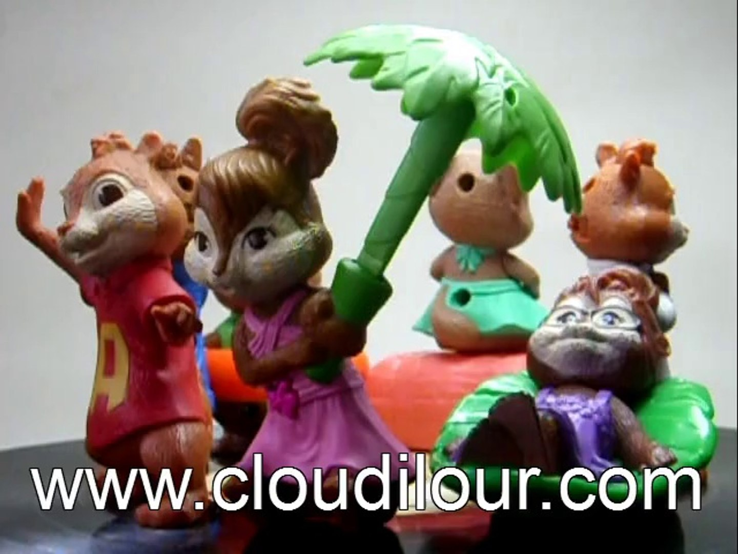 2011 Mcdonalds Alvin And The Chipmunks Chipwrecked Set Of 7 Video Dailymotion