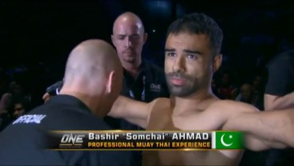 Bashir Ahmad vs Shannon Wiratchai