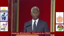 Conférence de presse SUD-CONGO: Question-Réponse 2. Questions de Monsieur Antony M., journaliste indépendant, ayant passé toute sa vie au Congo et a vécu les drames du Congo