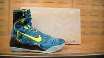 Cheap Kobe Bryant Shoes,Nike Kobe IX Elite Perspective Unboxing and On Feet Review HD