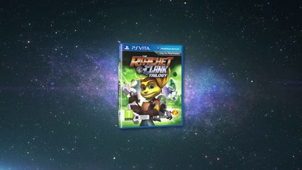 Trailer d'annonce de Ratchet & Clank HD Collection
