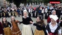 Guingamp. Bugale Breizh : 600 jeunes danseurs
