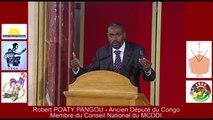 Conférence de presse SUD-CONGO: Question-Réponse 4. Questions du journaliste d'Afrique Magazine, concernant les rapports avec l'Union Africaine