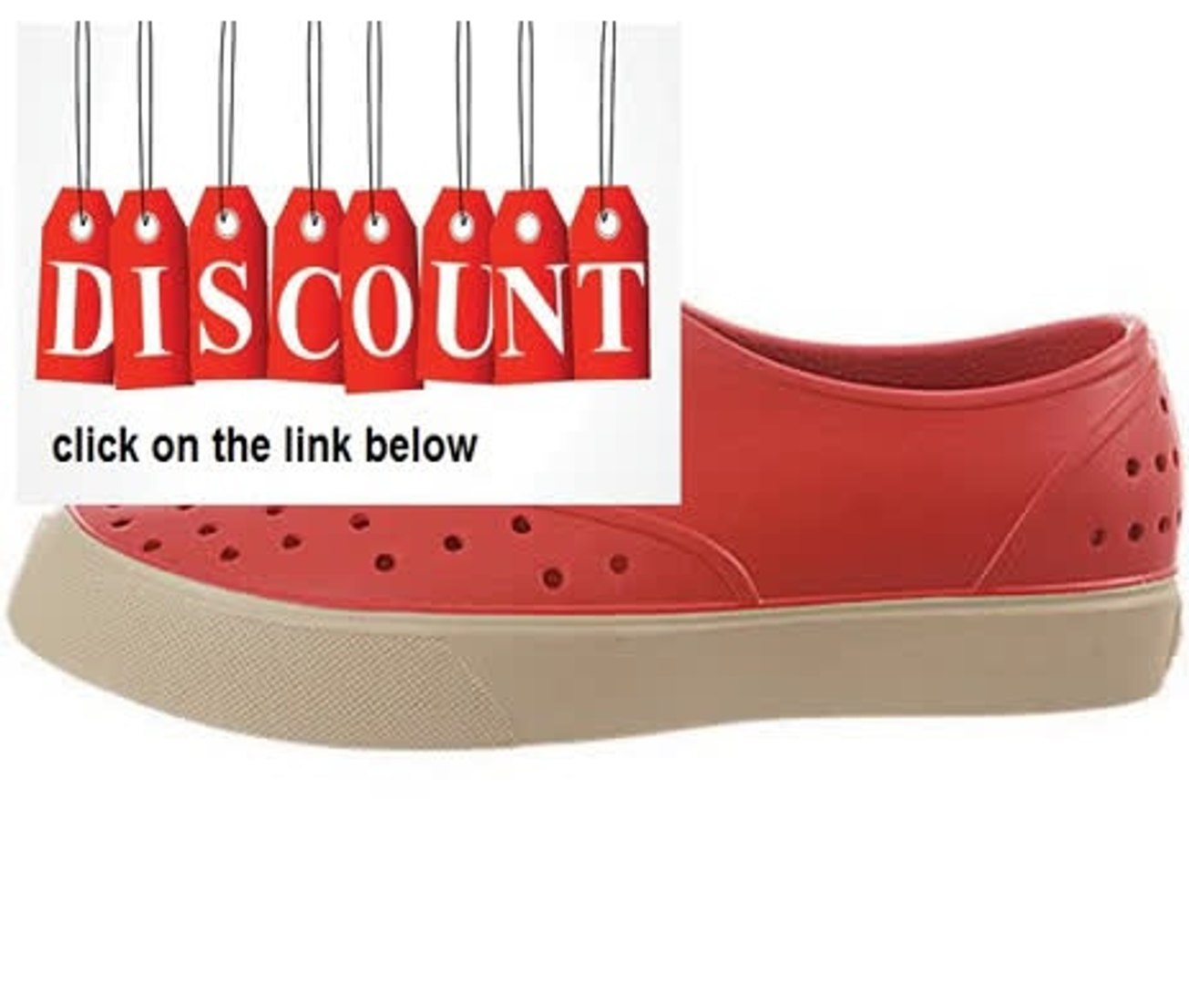 Discount Sales NATIVE Miller Sneakers Shoes Red Infants Baby Toddler Review