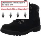 21f3ecc74d5 Kombat Britsh Army Style Combat Black Military Patrol Hiking Boot Ta ...
