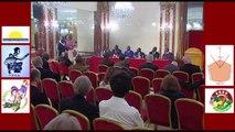 Conférence de presse SUD-CONGO: Question-Réponse 5. Questions de Monsieur Toussaint MAVOUNGOU. Question préliminaire : et si Monsieur Sassou partait du Congo...