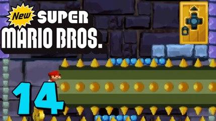 German Let's Play: New Super Mario Bros ★ #14
