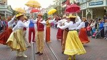 Main Street U.S.A. fête les beaux jours !