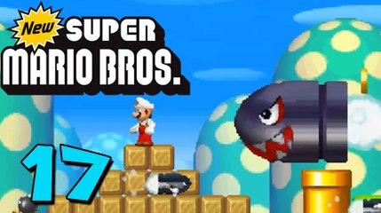 German Let's Play: New Super Mario Bros ★ #17