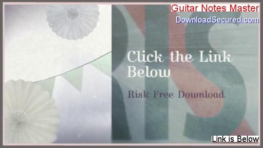 Guitar Notes Master Download PDF (Get It Now)