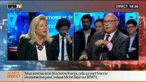 BFM Politique: L'interview BFM Business, Michel Sapin répond aux questions d'Hedwige Chevrillon - 06/07 2/6
