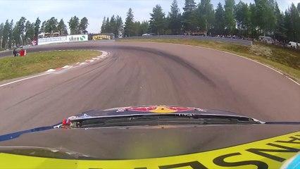 WRX - Team Peugeot-Hansen - Holjes (Sweden) - On board lap (5/12)