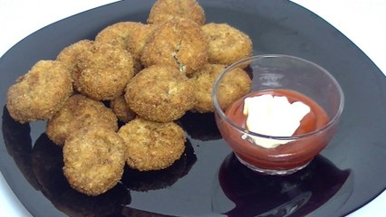 CHICKEN NUGGETS *COOK WITH FAIZA*