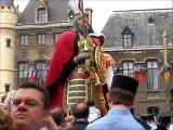 Douai 2014 -La musique de Gayant / Gayant music