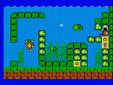Alex Kidd in miracle world (niveau 1) Sega Master System