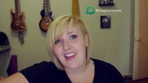 REQUEST TUESDAY - 'The Fire' by Kina Grannis (@meghantonjes Cover)
