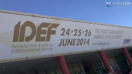 Reportage sur l'IDEF 2014 de