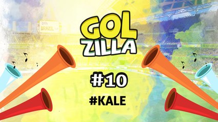 Kale - Golzilla - #10 (Dünya Kupası Özel)