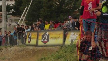 Crankworx les 2 Alpes 2014 : Dual Speed & Style