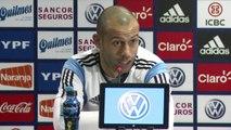 Mondial-2014: l'Argentine se prépare contre les Pays-Bas