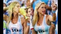 Les plus belles filles de la coupe du monde 2014 au brésil!
