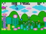 Fantasy Zone (niveau 1) Sega Master System