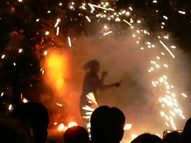 feu d artifice 2014 dignac