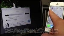 Untethered Pangu 1.1.0 Tool For iOS 7.1.2 Jailbreak Final Release IPhone 5/5c/5s Iphone 4 IPhone 4S,IPad3