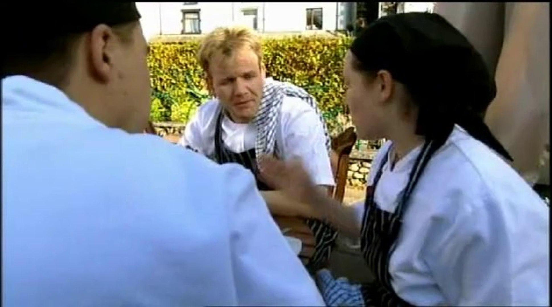Kitchen Nightmares Uk Season 1 Episode 2 The Glass House Video Dailymotion