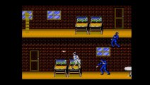 Moonwalker (niveau 1) Sega Master System