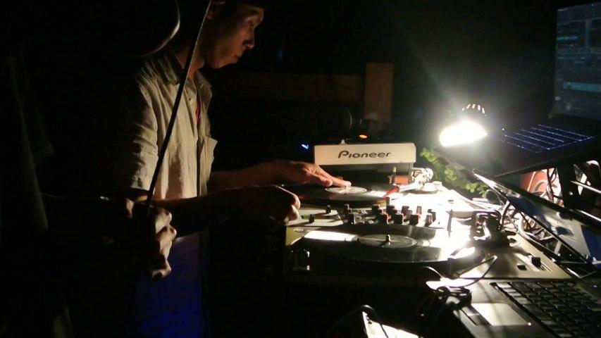 2014/7/5 Engrave vol,6 @沼津 Music&Bar Calle5411 十三画+DJ HIDE+MC いんげん