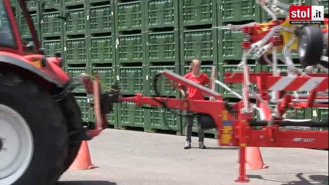 Die besten Traktorfahrer Südtirols