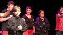 Répétitions de l'Ecole de Théâtre de Loudun