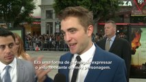 New Robert Pattinson and Guy Pearce interview with Adoro Hollywood - The Rover LA Premiere